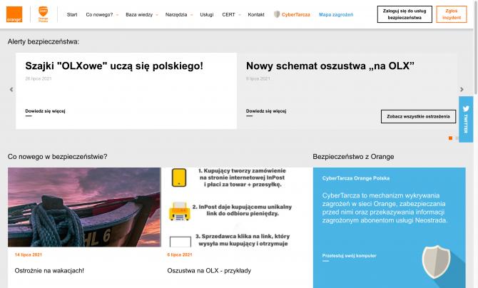CERT Orange Polska
